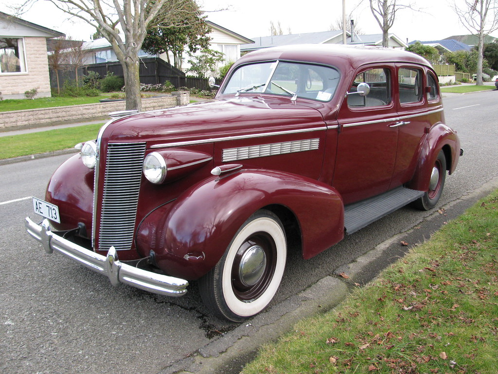 1937 Buick Special | AE713 This was a complete shock to find… | Flickr