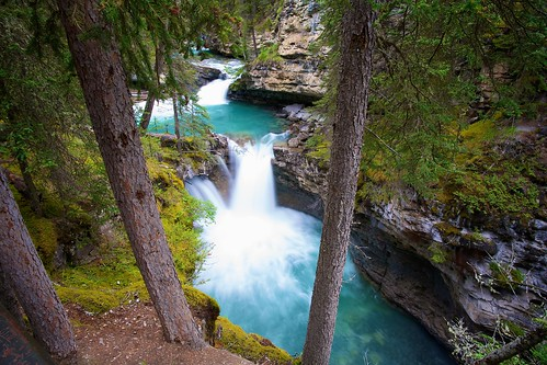 Johnston Canyon, Banff NP Alberta Canada | by JonoMueller