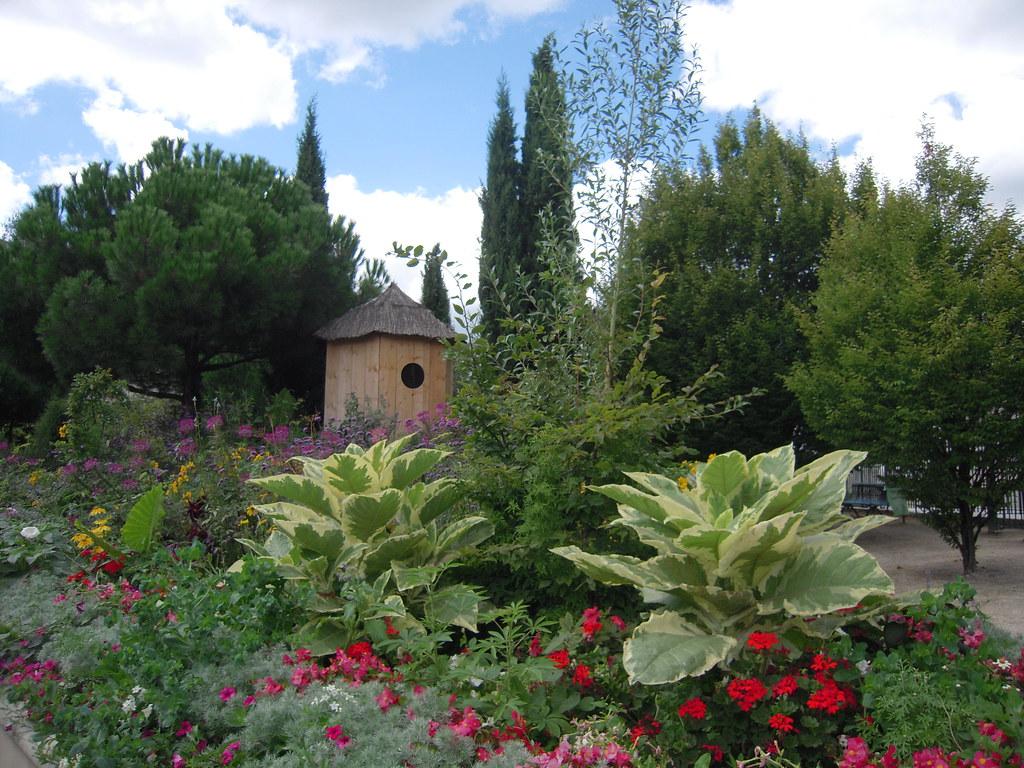 Jardin de reuilly le jardin de reuilly est l 39 un des for Le jardin 3d