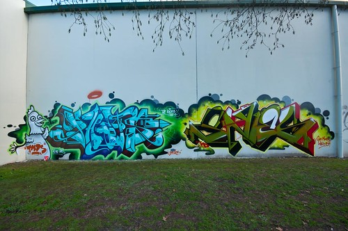 PHATS and SAVES - Hamilton, New Zealand. | by Ironlak