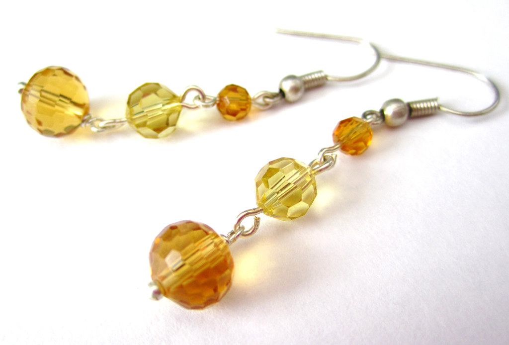 summer earrings kick rox jewelry flickr