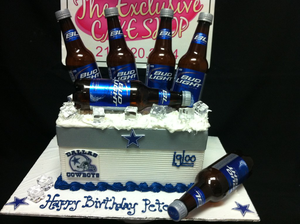 Dallas cowboys cake Exclusive Cake Shop Flickr