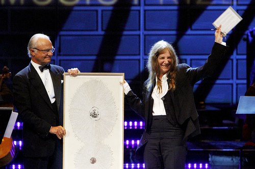 Patti Smith | by Polar Music Prize
