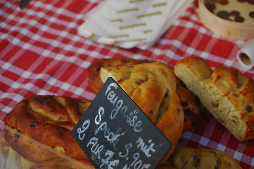 French Market: Fougasse | by anneschuessler