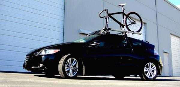 Honda Cr Z 2011 Honda Cr Z Ex Cvt Swift Springs Thule Bik Flickr