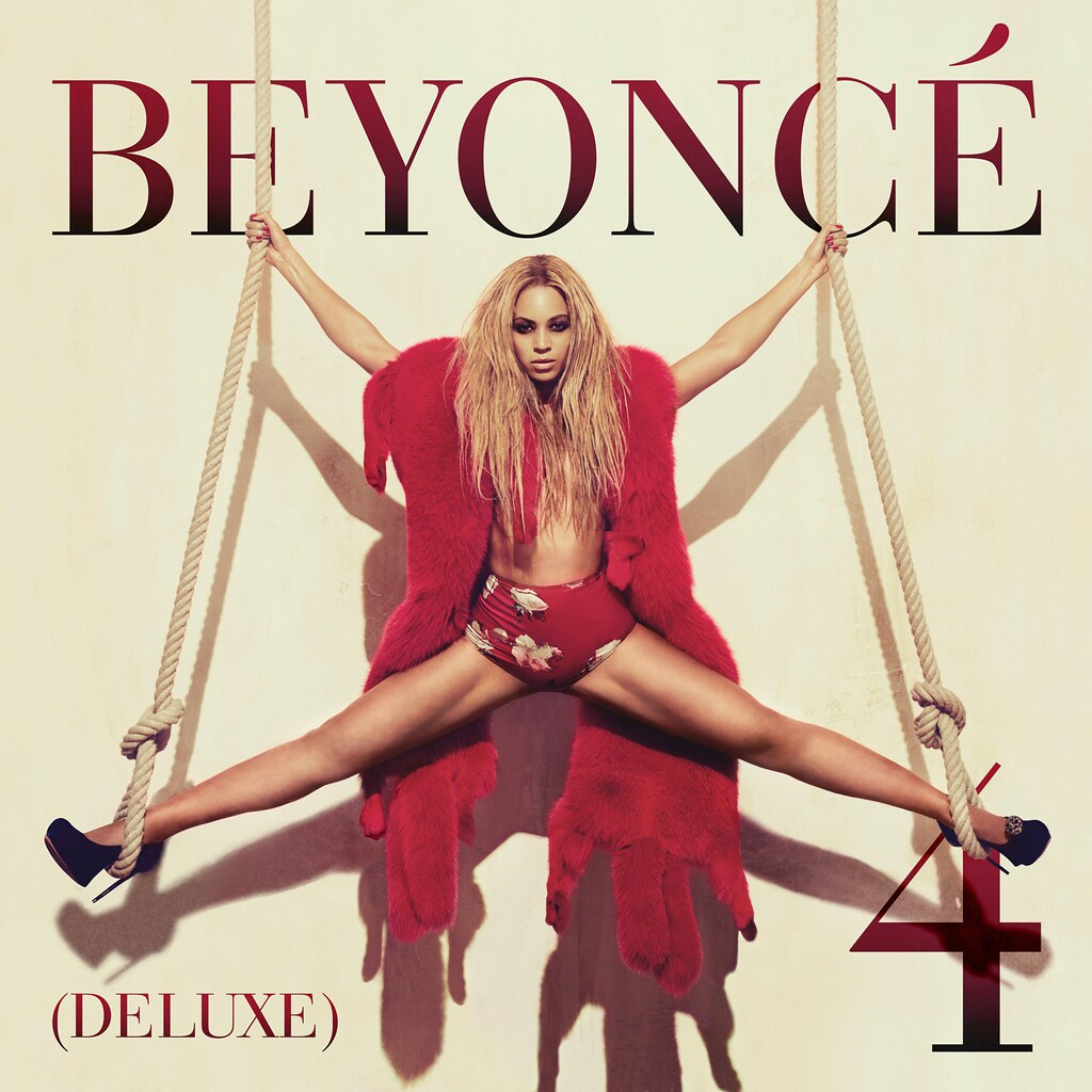 Beyoncé Deluxe Beyoncé: My Deluxe Cover For Beyoncé's New