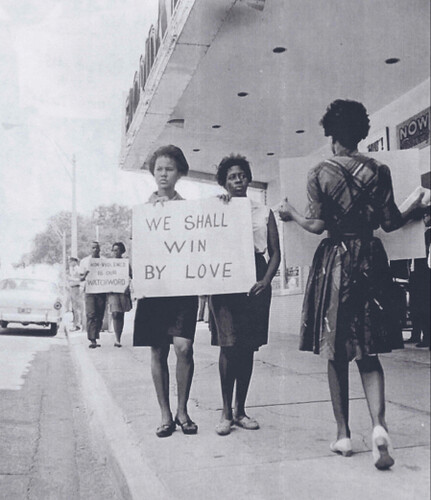 Tallahassee Civil Rights protests