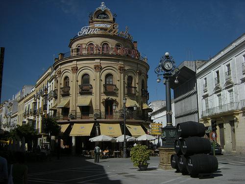 Jerez de la frontera curso cursos de verano uned 2011 for Azulejos jerez de la frontera