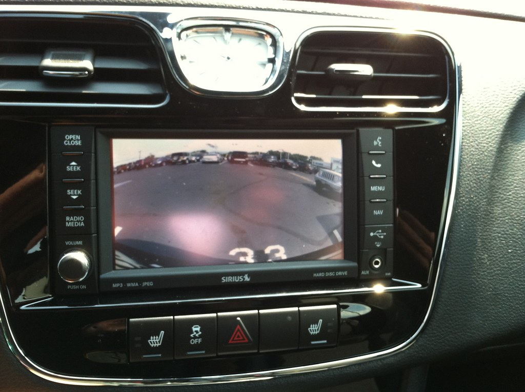Backup Camera Chrysler 200 Shore Cellular 1 We Insta Flickr