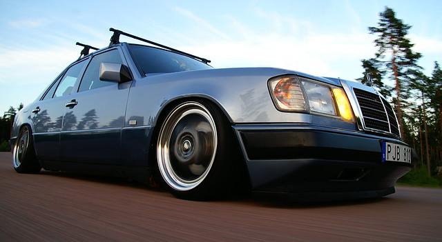 Mercedes Benz Stancenation Car Show Models