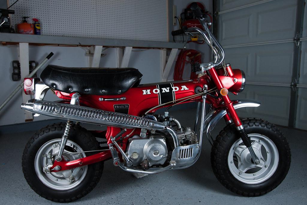 41 Year Old Honda Ct70