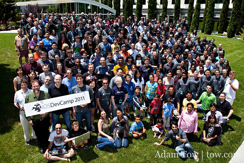 iOSDevCamp 2011 Group Photo | by tow_adam