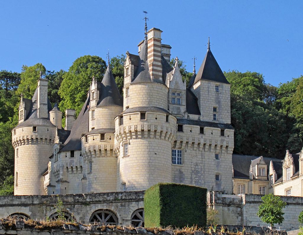 Rigny uss indre et loire a madame la marquise d uss l flickr - Castillo de azay le rideau ...