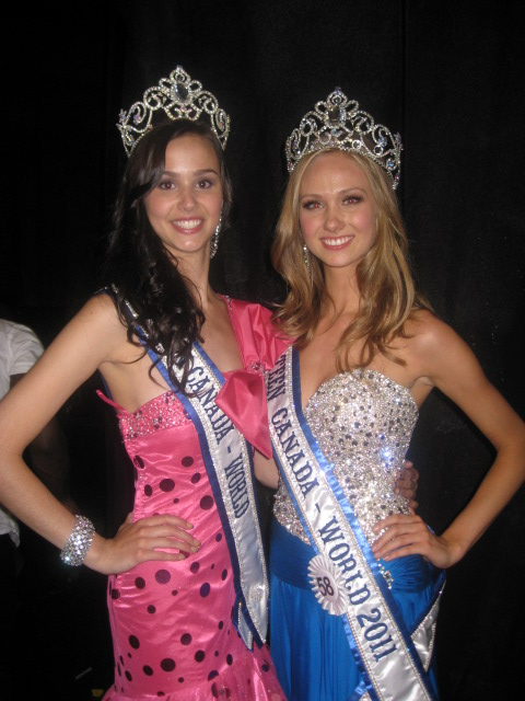 Miss teen canada world 2008