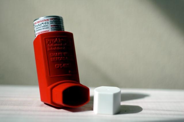 Resultat d'imatges de inhalador