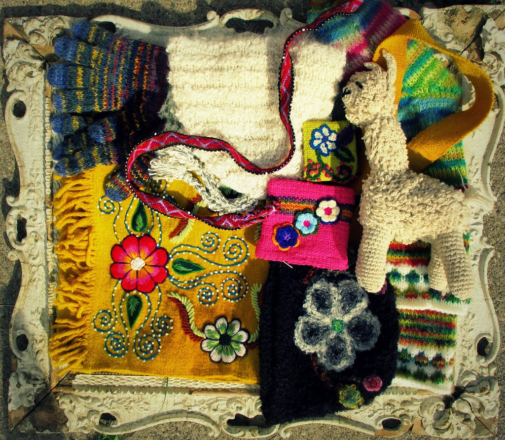 32/100: the frame with south american souvenirs | despite ba… | Flickr