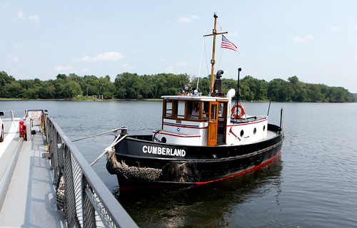 CMS: Our Trip To The Rocky Hill - Glastonbury Ferry | by WNPR - Connecticut Public Radio