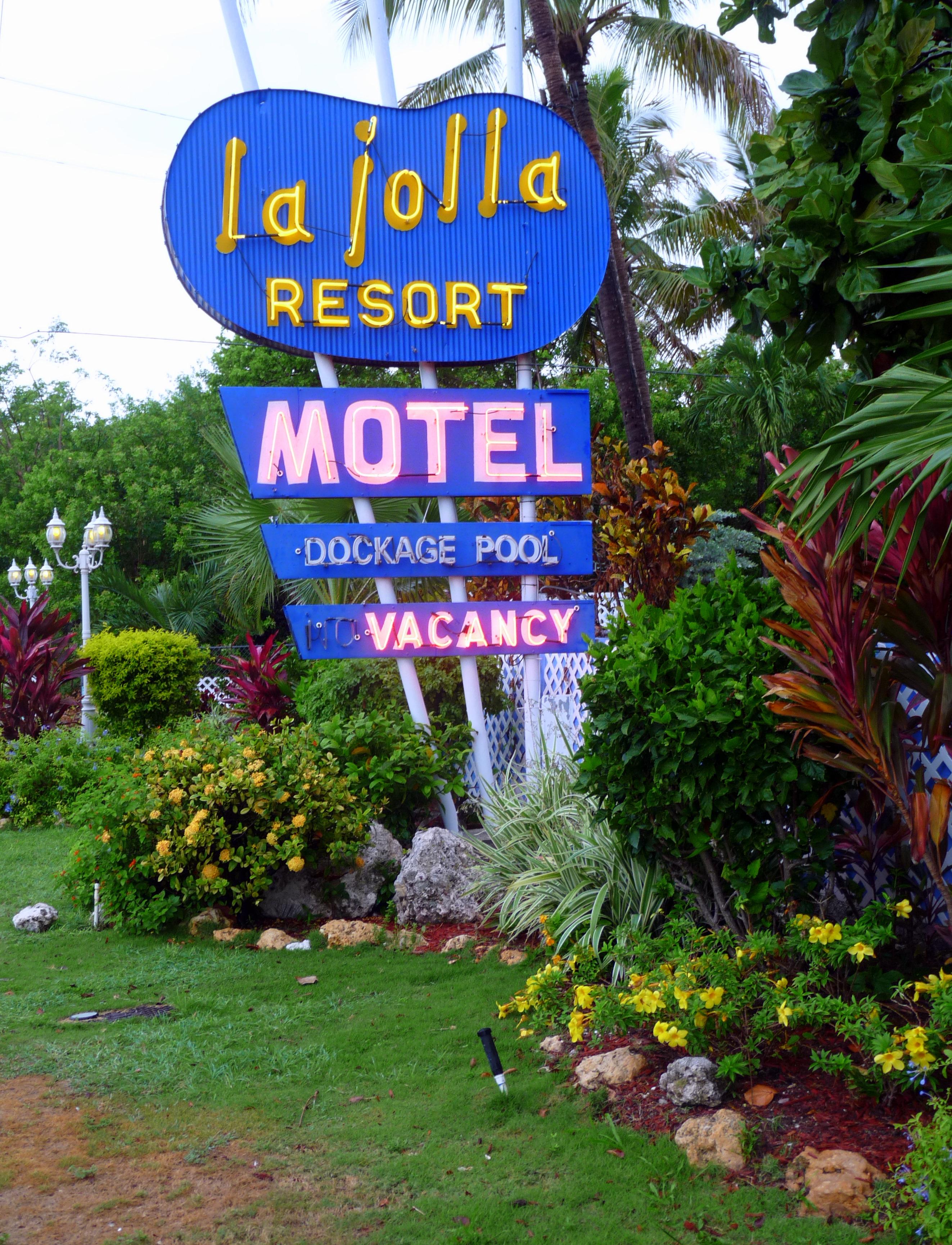 La Jolla Resort - 82216 Overseas Highway, Islamorada, Florida U.S.A. - June 28, 2011