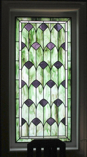 Window2-FLW | by Northern Art Glass