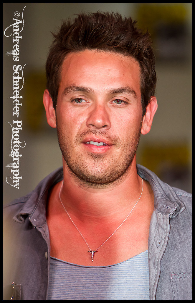 Kevin Alejandro at the True Blood panel at Comic-Con 2011 ...