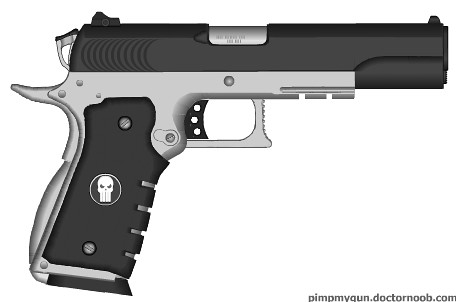 List of Synonyms and Antonyms of the Word: Colt 1911 Punisher