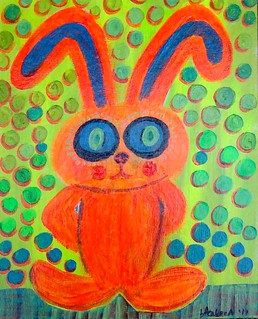 Mental Health Professional Bunny | by bethfeeback