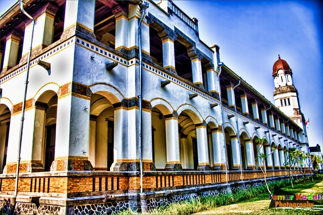 Lawang Sewu Semarang Indonesia 10 | The Main Building of ...