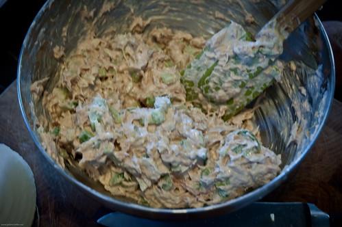 how to make homemade tuna melts