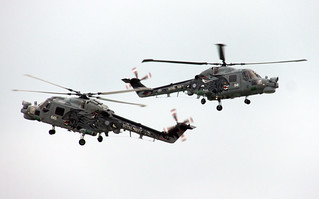 Black Cats Helicopter Display | by TenPinPhil