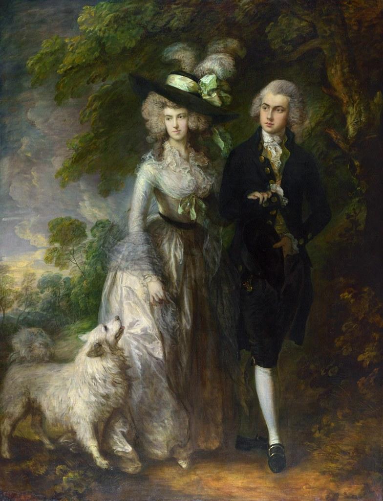 Thomas Gainsborough Most Famous Painting