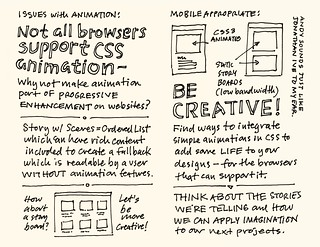 AEA Minneapolis Sketchnotes: Andy Clarke - 71-72 | by Mike Rohde