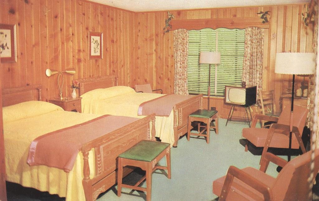 Merry El Motel - Columbus, Georgia