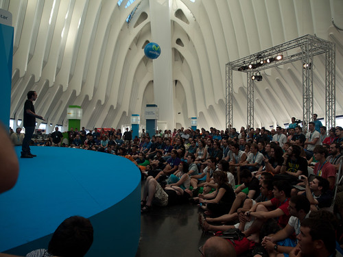 20111307 Campus Party - Miércoles 014 | by imobilis