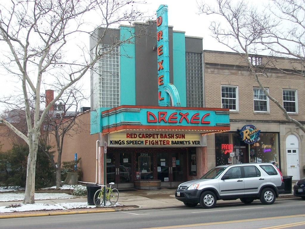Drexel Theatre Bexley Ohio Opened In The 1930 S Flickr