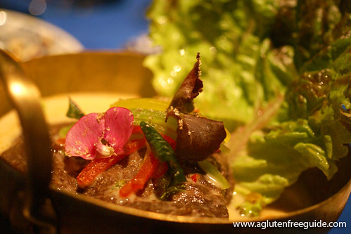 Beef Cheek curry, peanut, nutmeg, kaffir lime Next Restaurant Taste Of Thailand Menu Gluten-Free (19) | by yumcat