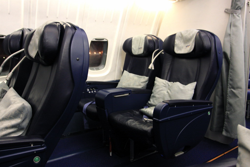 Traveling Business Class On Air Canada From Sf To Toronto
