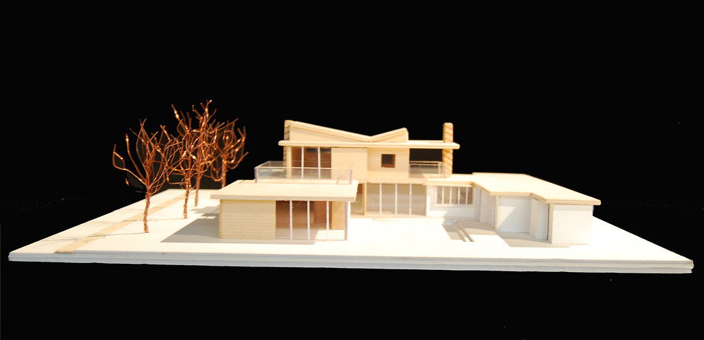 Final Model Of Addition To Jacobs House By Anthony Webb Flickr