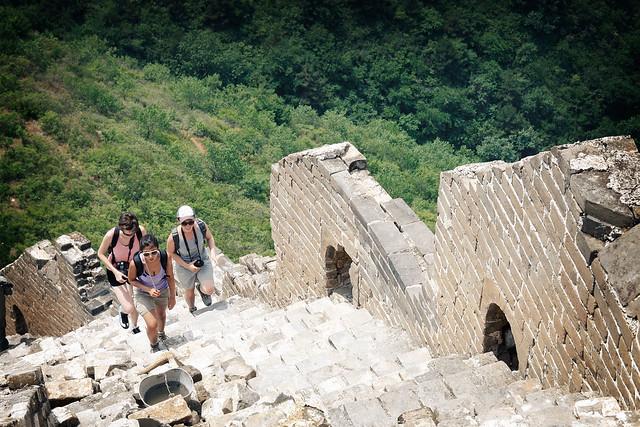Gran Muralla China en Jinshanling