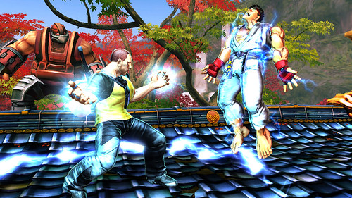 Street Fighter X Tekken for PS3 and PS Vita: Cole | by PlayStation.Blog