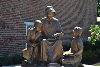 Mother Seton Statue | by Monument City