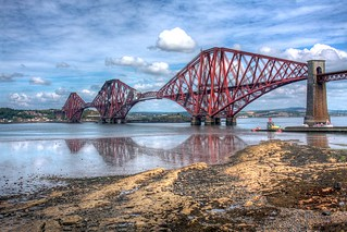 The Forth Bridge HDR | by Elad V.