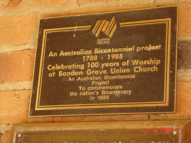 Bandon Grove Australia  City new picture : 2008 Bandon Grove Union Church | Bandon Grove Union Church ...