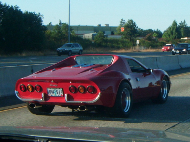 Ferrari Dino GT or Kit Car... | J0n4th4n D3rk53n | Flickr