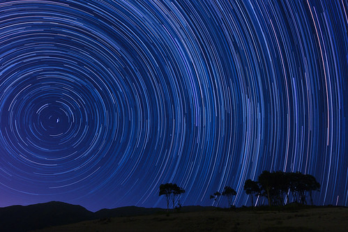 Star Trail@West Dam [Explore] | by Ali Tse
