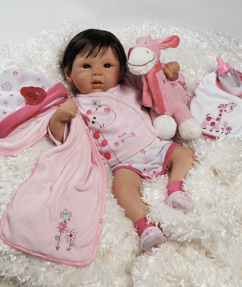 Life Like Baby Dolls Tall Dreams B Weighted Body For A