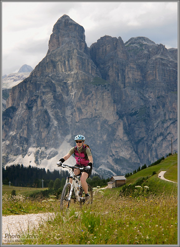 Mountain Biking The Dolomites Alta Badia Jenni Mountain Flickr