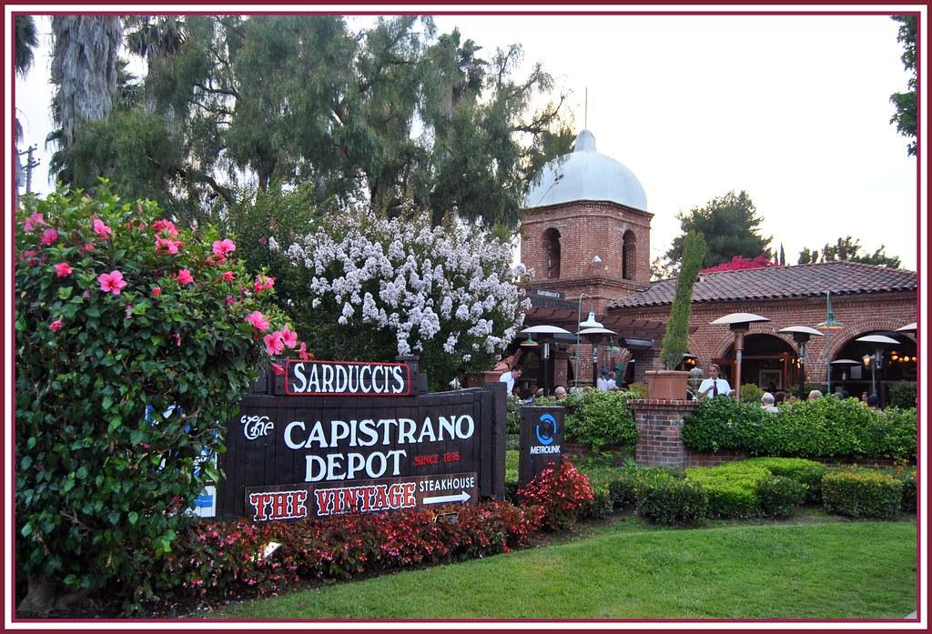 Tea Room San Juan Capistrano