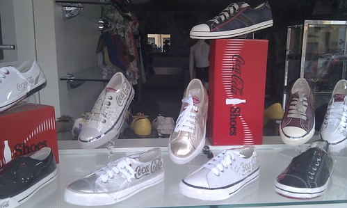 Coca Cola Shoes  S