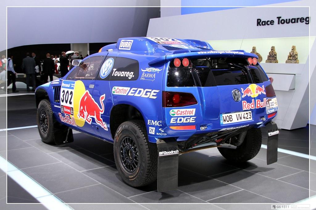 2011 Volkswagen Race Touareg Rallye Dakar (03) | In the 2003… | Flickr
