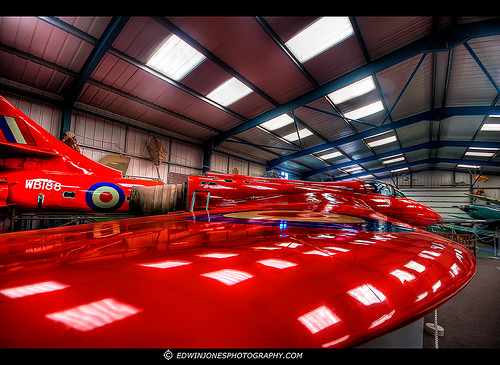 Hawker Hunter Tangmere Museum | by Edwinjones